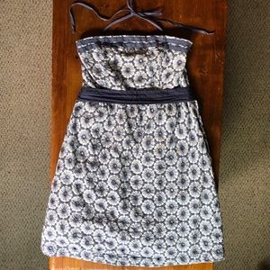 American Eagle embroidered summer dress